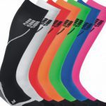 CEP Mens Compression Running Sock